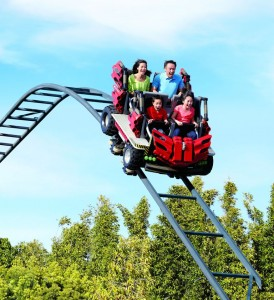 Technic Coaster_Asian Family