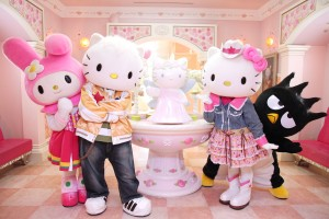 Hello Kitty & The Little Big Club